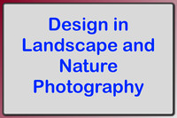 Design in  Nature and Landscape Photography