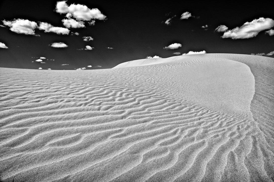 Moltsog Els Sand Dunes, Gobi Desert, Outer Mongolia