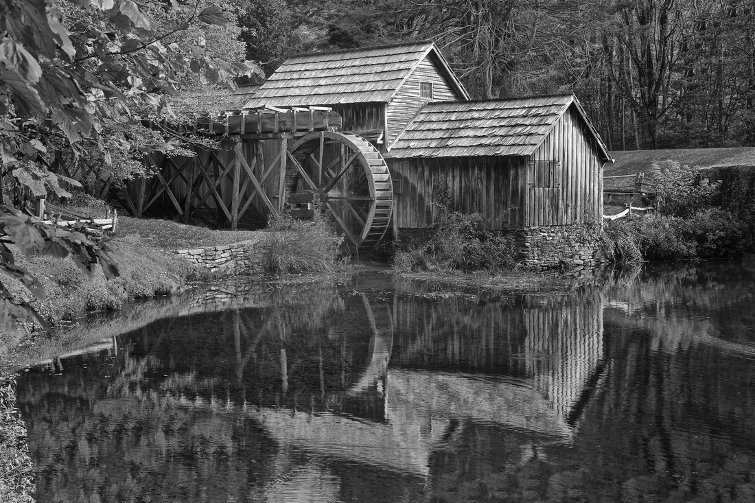 Mabry Mill, Blue Ridge Parkway, VA