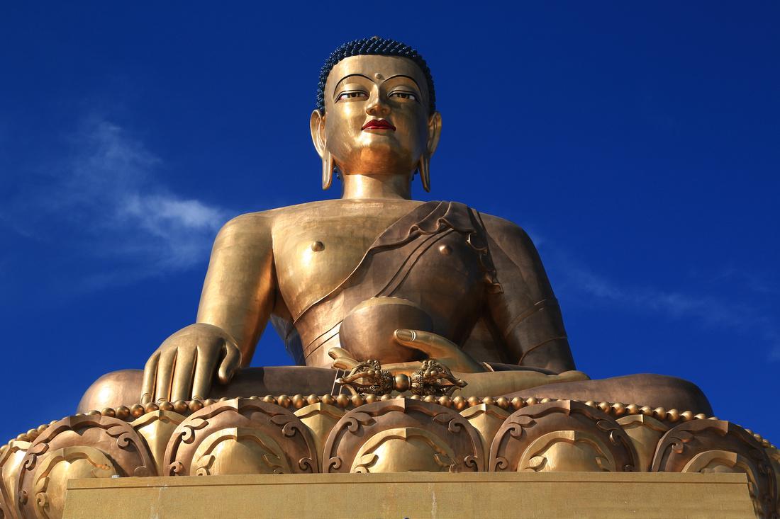 Buddha Dordenma, Thimphu, largest in the world