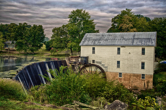 Murray's Mill & Lincolnton