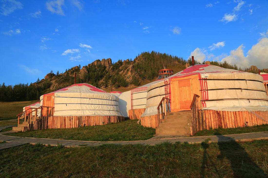Guru Ger Camp, Gorkhi-Terelj National Park