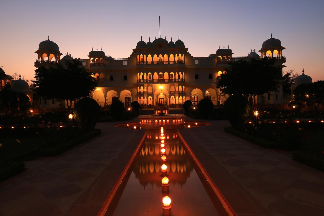 Nahargarh Ranthambhore Hotel